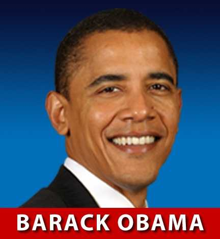 President Barack Obama, D, is running for a second term in the White House.