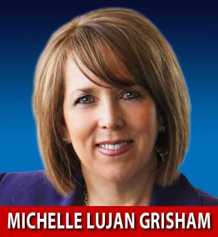 Michelle Lujan Grisham, D-N.M., is running for Congress in New Mexico's 1st District.