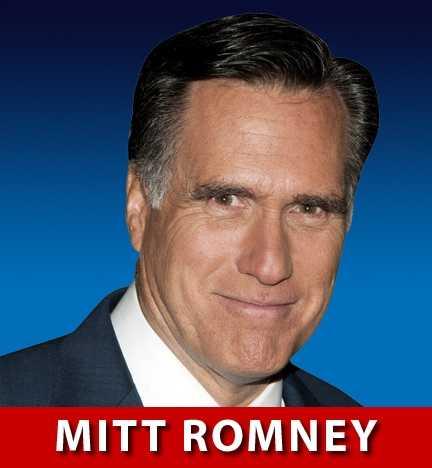 Former Massachusetts Gov. Mitt Romney, R, is challenging for the White House.