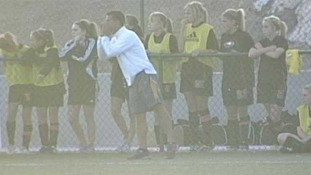 Eldorado High School girls soccer coach Tom Hirschman was put on paid administrative leave and later resigned after allegations of misconduct surfaced, stemming from a violation of APS policy involving religion an prayer.