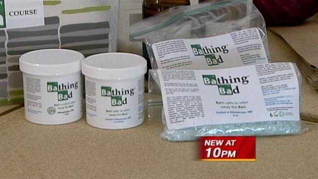 NM store selling 'Breaking Bad' bath salts