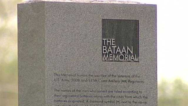 Bataan Memorial Park Dedicated as a Landmark