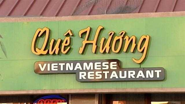 The Albuquerque Health Department found several violations during a routine inspection of a Vietnamese restaurant and gave it a red sticker.