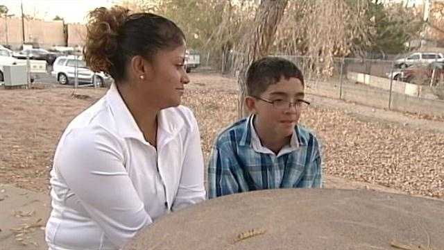 Bullied student speaks a year later