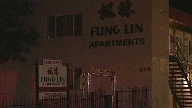 Bomb Hoax at Fung Lin Apartments