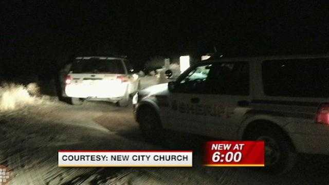Thieves hit a local church and swiped expensive equipment, leaving only the bibles behind.