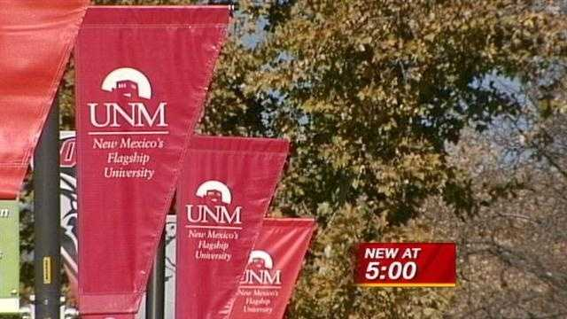 UNM Generic Stock University of New Mexico