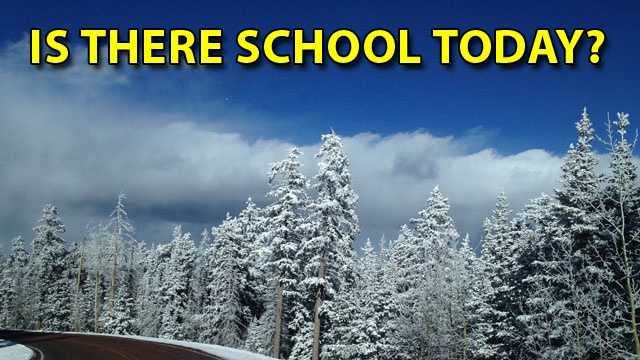 school closings and delays story