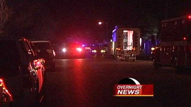 A swat situation in northeast Albuquerque that lasted 6 hours is finally over.