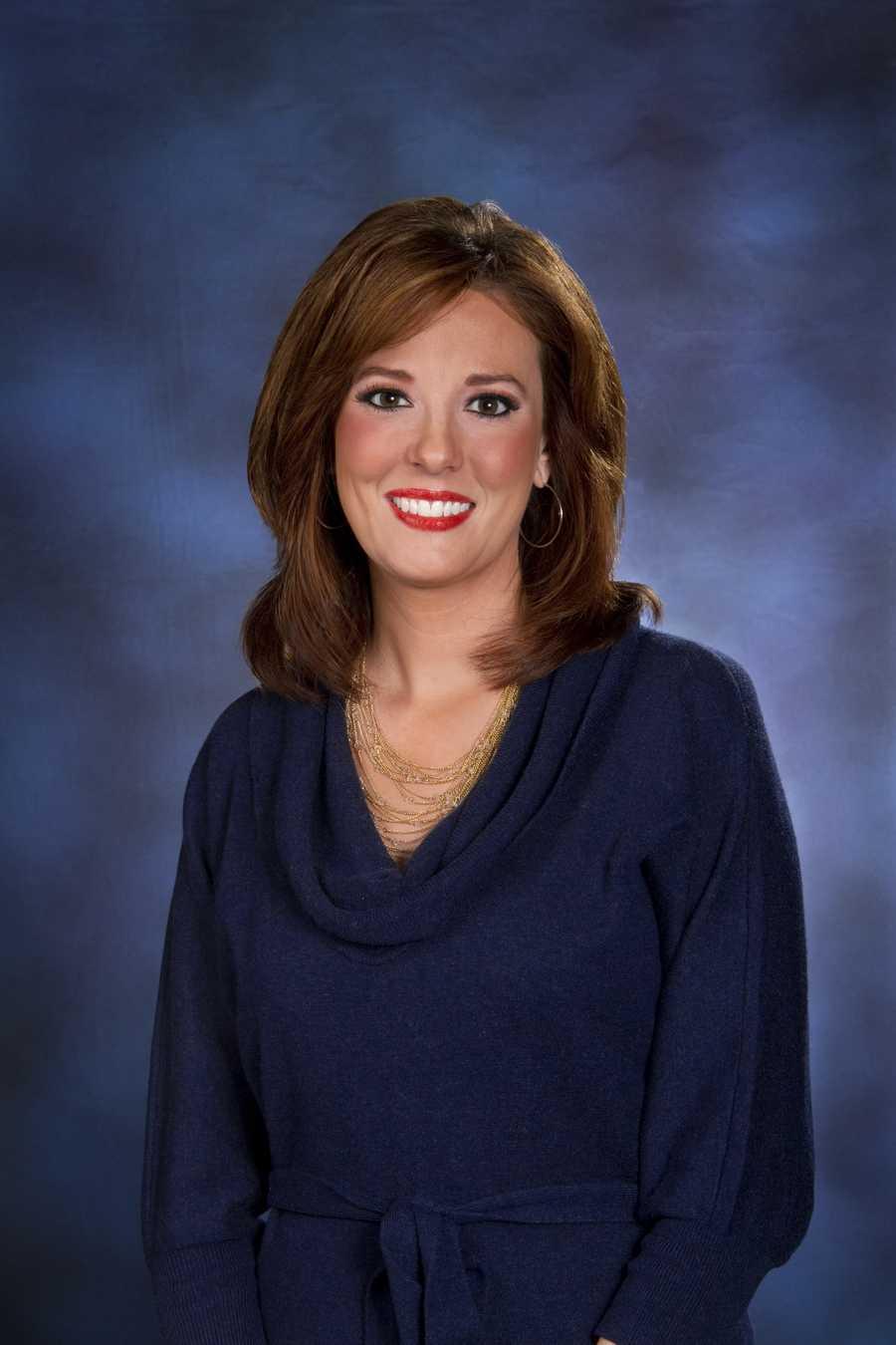 Action 7 News anchor Shelly Ribando remembers Christmas pajamas.