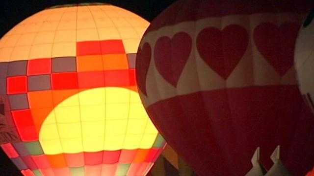 Balloon Fiesta Park will host a unique tribute to the victims of the Sandy Hook tragedy on Friday night.