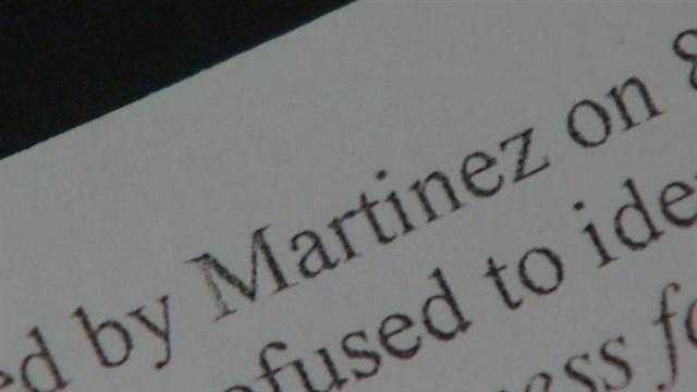 New developments tonight on the controversy over e-mails circulated among the Martinez administration. The AG's office releases hundreds of the emails, and some of them don't have very much to do with state business.