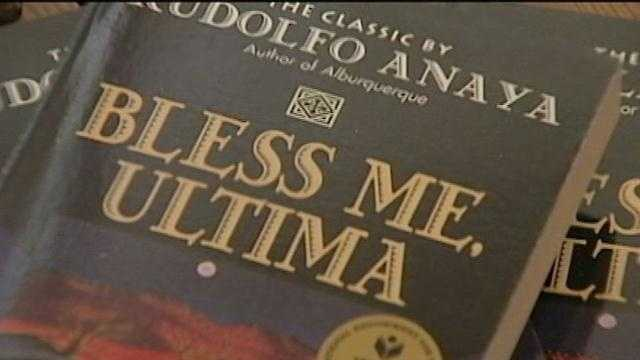 The Bless Me Ultima movie is going national. The New Mexico based story was shot here in the land of enchantment.