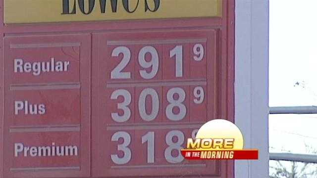 Gas Prices Down Across the State