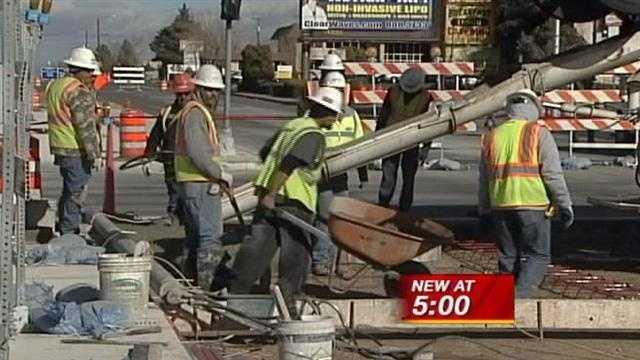 Carlisle Construction Uses Concrete