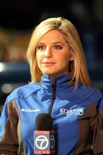 More in the Morning anchor Melissa Mahan woke up thousands of New Mexicans for four years. She left in December to join the Fox owned and operated station in Boston where she is the weekend evening anchor.
