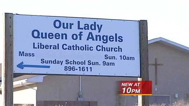 A rough start to the year, for a local church as its priest finds nearly all the church windows broken, on New Years Eve. It's left him wondering why his alarm company didn't do its job and tell police.