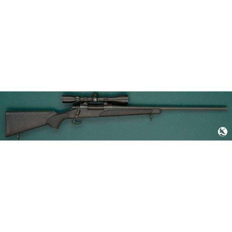 Gun No. 2:REMINGTON 700. Serial number: RR41286A (RIFLE/BOLT 30-06)