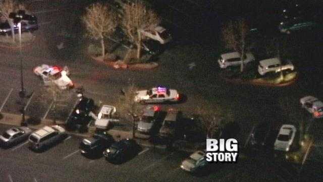 Coronado Mall Bomb Threat Over