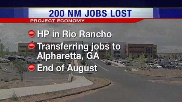 Rio Rancho Jobs Lost