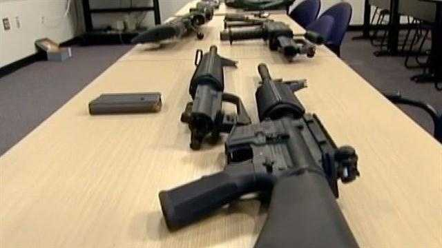 Santa Fe Gun Buyback