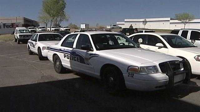 Rio Rancho crime rate goes up by 15 percent.