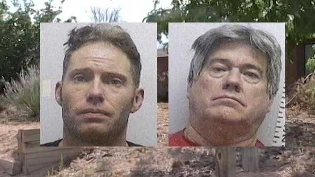 Jack and John McDowell have been charged in connection with a Rio Rancho murder case from 2011. New details are now coming to light regarding the former state police officer and his son.