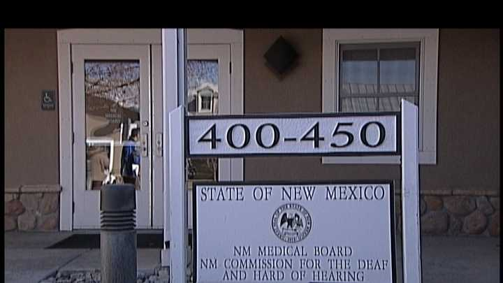 New Mexico Medical Board