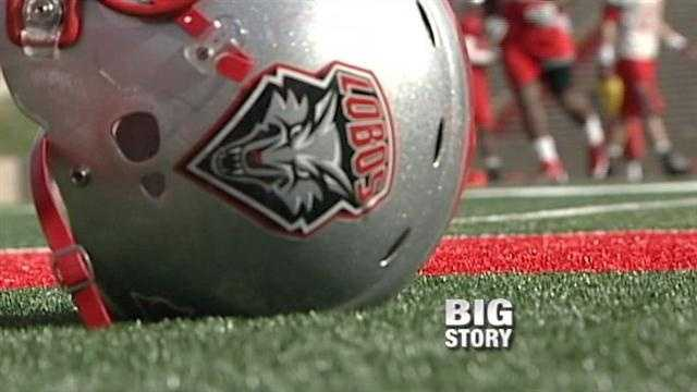 UNM Head football coach Bob Davie says he has nothing to hide when it comes to accusations about racism and favoritism.