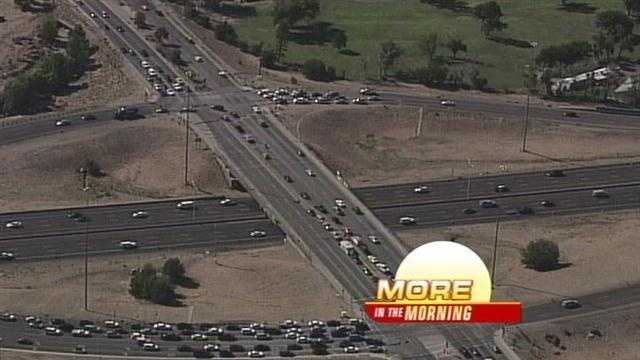 More than 100 drivers are hoping that a public information meeting on Tuesday will clear up confusion regarding the Paseo Del Norte and I-25 interchange construction.