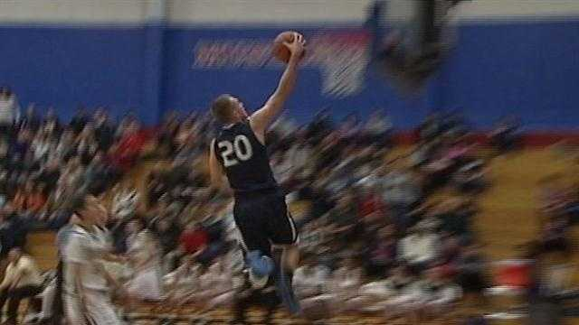 Bryce Alford makes waves in high school ranks