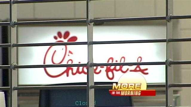 The university and the company who owns the campus Chick-Fil-A, will hear from students to decide whether removing the restaurant is a good idea or not.