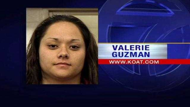 After walking out of UNMH on February 12th, escaped inmate Valerie Guzman is back behind bars at MDC this morning.