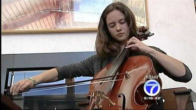 NM student to play in national orchestra