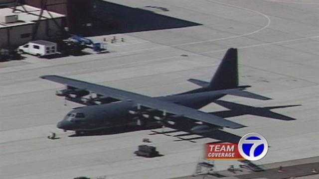 Sequestration to affect Kirtland Air Force Base