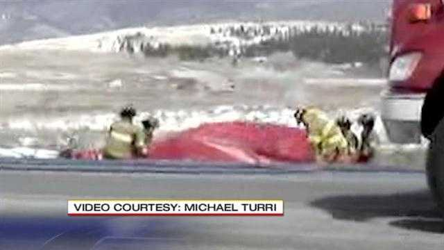 Angel Fire Plane Crash