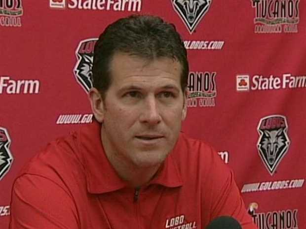 In a KOAT.com poll conducted this year, more than 70 percent of viewers said they think Steve Alford is the best coach in New Mexico Lobos history.