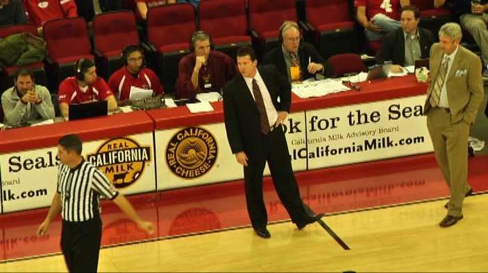 4. Besides UNM, Alford has coached for Iowa, Manchester and Southwest Missouri State.