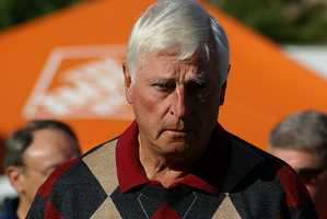 14. Alford started 120 games for legendary Head Coach Bobby Knight, which included a stint as captain during the school's national championship run in 1987.