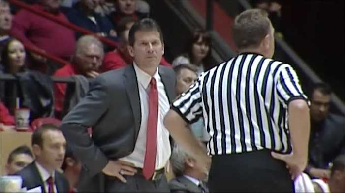 """17. Coach Alford has only been ejected once from a basketball game.It happenedearlier this season at St. Louis. """"I called timeout three times, finally got the timeout. And I said, 'That was a foul.' I got T-ed up. I said 'That's still a foul,' and I got my second technical, so I left the game."""""""