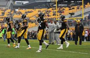 20. Alford is an avid fan of the Pittsburgh Steelers
