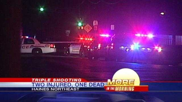 Overnight Triple Shooting in Northeast Albuquerque
