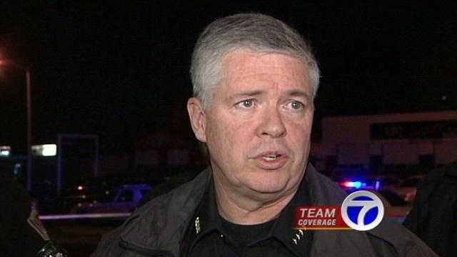 APD's top cop to retire