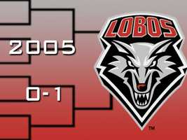 In 2005, the Lobos returned to NCAA Tournament on the back of future NBA star Danny Grainger. The 12th seeded Lobos lost in the opening round to Villanova.