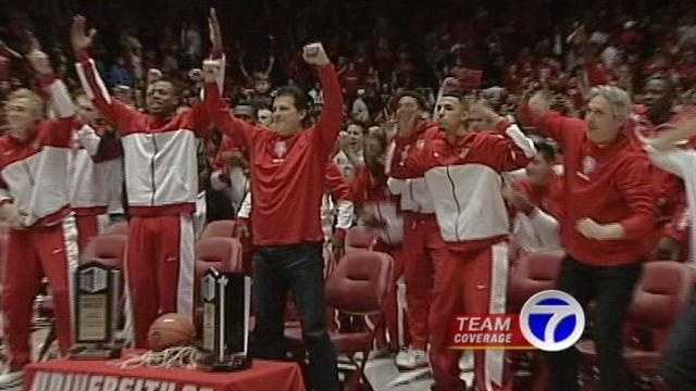 It's been a magical season for the New Mexico Lobos. Check out the Lobos best moments of the season so far.