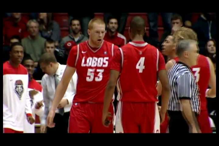5. Upset Alert: The Lobos picked up arguably their biggest nonconference victory of the season, upsetting eighth ranked Cincinnati on the road 55-54. Alex Kirk was the star of the show, scoring 15 points, 7 rebounds and the game winning block in the final seconds of the game. It was a bounce back victory for UNM after losing to South Dakota State in the Lobos' only home loss of the season