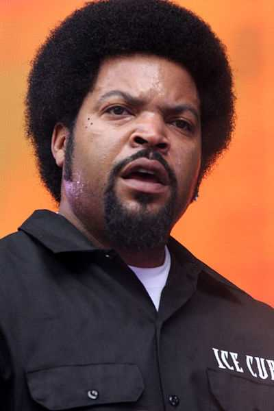 11. His first concert was Ice Cube