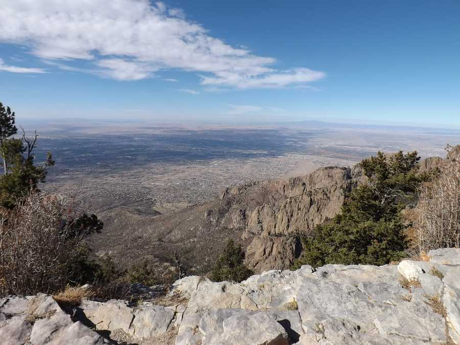 "15. Orlando's favorite New Mexico landmark is the Sandia Mountains. ""When I moved away it always seemed like something was missing outside. Plus I never knew which way was east."""