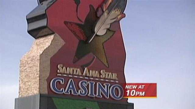 A former casino employee pleads guilty to embezzling cash and so did his wife. Now John Hoffman is facing up to 20 years in federal prison.