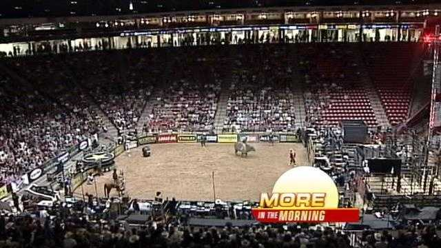 Professional bull riding is here for the 17th year in a row with the Ty Murray Invitational.